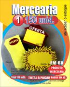 MERCEARIA 1 (C/150 UNIDADES)