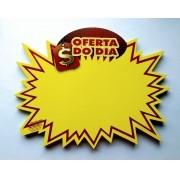 SPLASH OFERTA DO DIA 29X39CM (C/50 UNIDADES)
