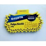 SPLASH OFERTA POLPA NESTLÉ 12X20CM (C/50 UNIDADES)
