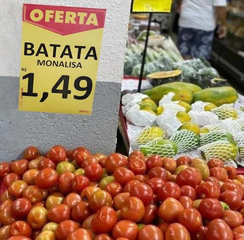 Mercado Livre - Cartaz Oferta - Sulfite - 32x22cm - Cento