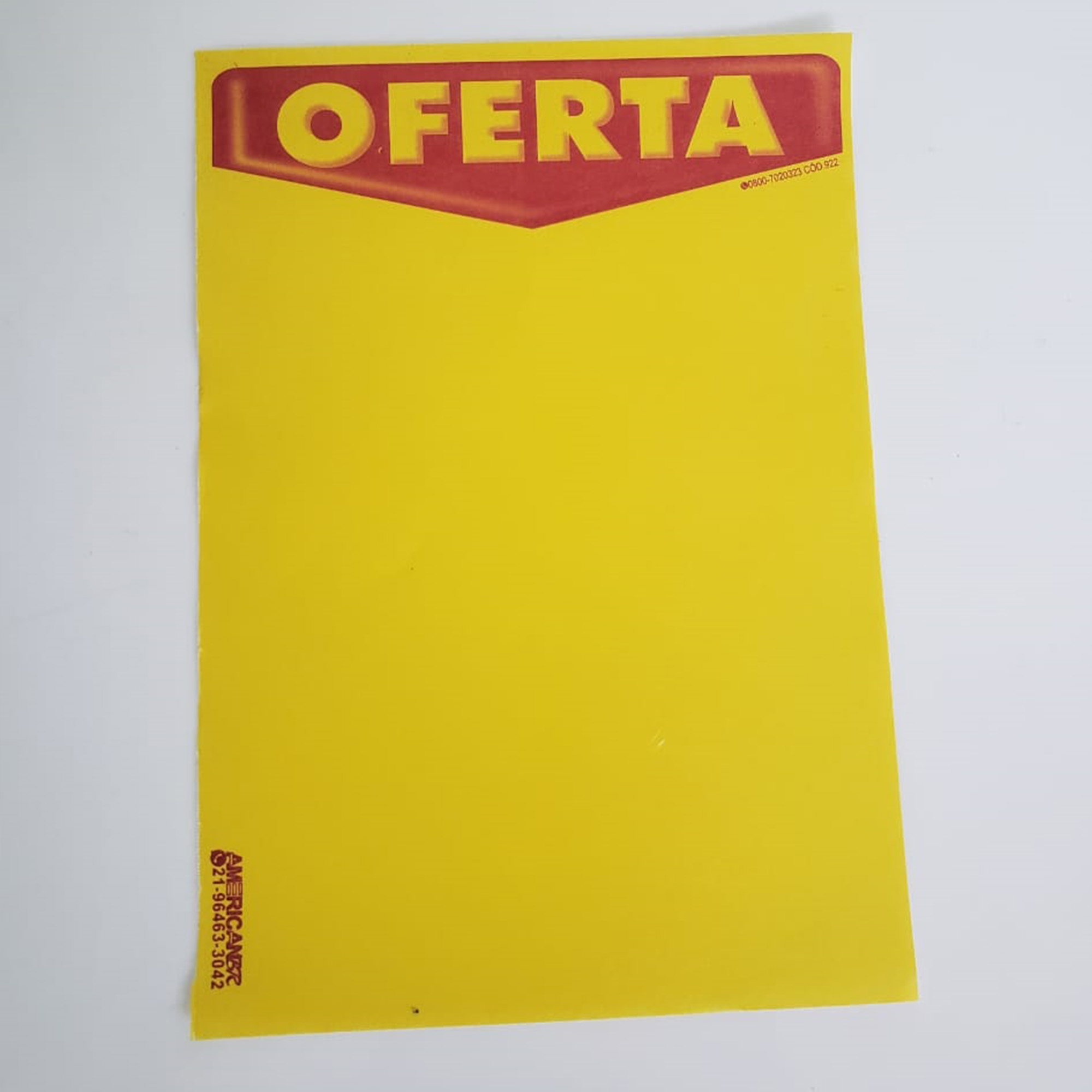 Mercado livre - (METIQ) KIT C/3 PINCEIS + TINTA KIT ESCRITA 500ML VERMELHO BASE DE ÁLCOOL + 50 CARTAZ OFERTA BRINDE
