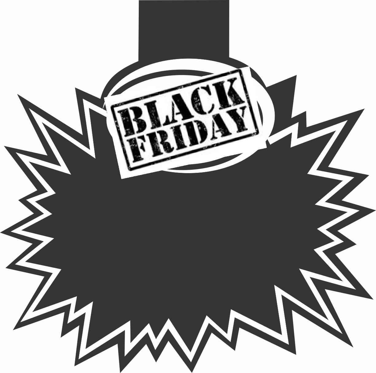 SPLASH BLACK FRIDAY 21X21CM (C/50 UNIDADES)
