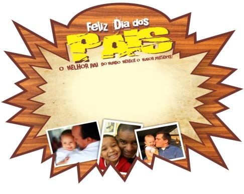 SPLASH DIA DOS PAIS 29x39CM (C/50 UNIDADES)