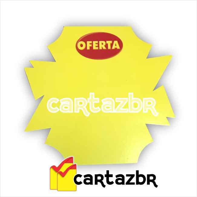 SPLASH INFORMATIVO 21X21CM (C/200 UNIDADES)