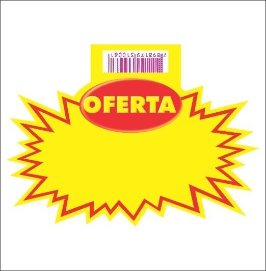 SPLASH OFERTA 10X15CM (C/50 UNIDADES, 2D)