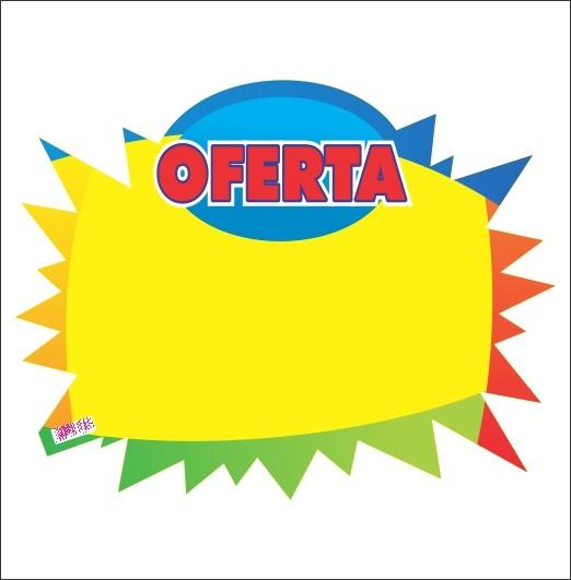 SPLASH OFERTA 29X39CM 4 CORES (C/50 UNIDADES)