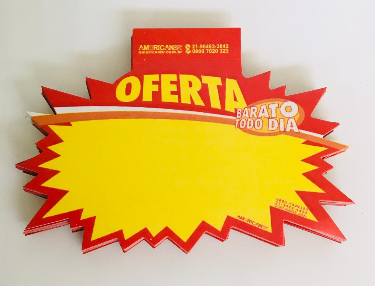 SPLASH OFERTA BARATO TODO DIA 10X15CM (C/50 UNIDADES)