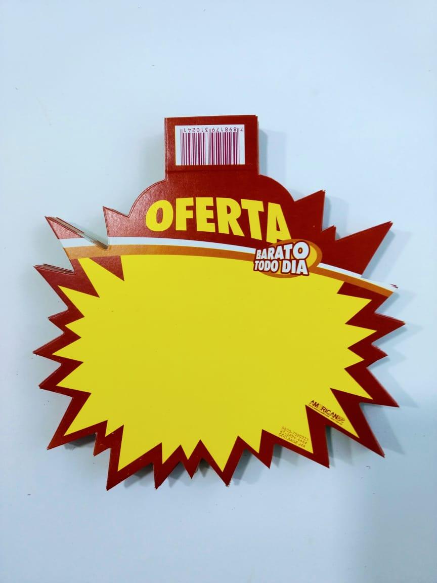 SPLASH OFERTA BARATO TODO DIA 21X21CM (C/50 UNIDADES)