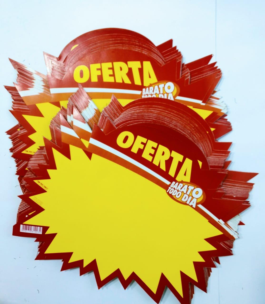 SPLASH OFERTA BARATO TODO DIA 29X39CM (C/50 UNIDADES)