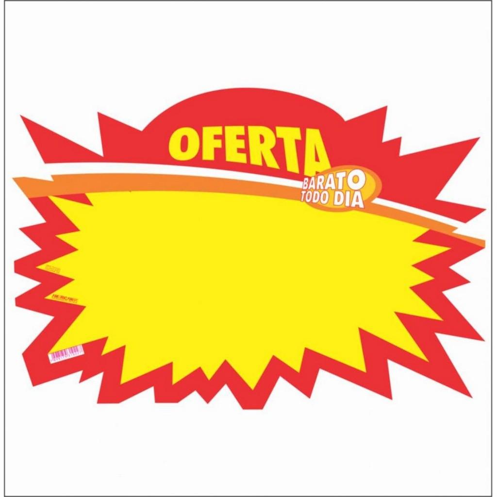 SPLASH OFERTA BARATO TODO DIA 40X57CM (C/50 UNIDADES)