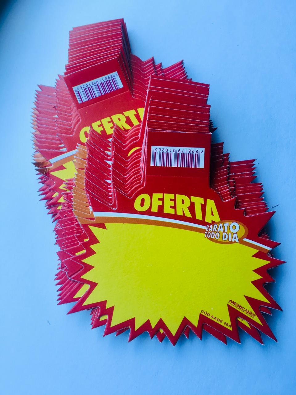 SPLASH OFERTA BARATO TODO DIA 8X9CM (C/50 UNIDADES)
