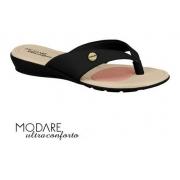 Sandália Casual Modare Preta 7127213