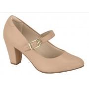 Sapato Boneca Modare Nude Napa 7305434