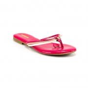 Tamanco Molekinha Menina Rosa Pink Brilho Original 2309230