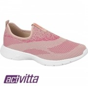 Tênis Actvitta Multi Rosa Lycra 4201211