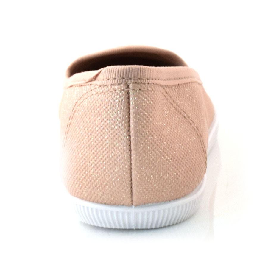 Alpargata Infantil Molekinha Rosa Original Tecido 2505100