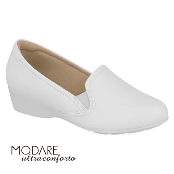Sapato Feminino Branco Modare 7014254