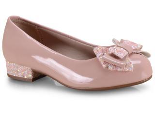 Sapato Infantil Feminino Molekinha Rosa Original  2528102