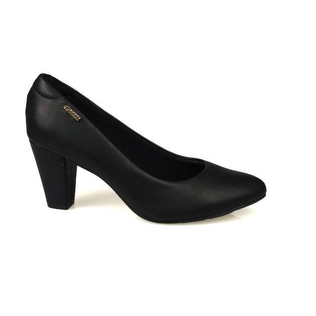 Sapato Modare Preto Napa 7305100