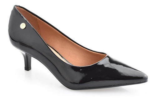Sapato Scarpin Feminino Vizzano 1122628 Salto Baixo