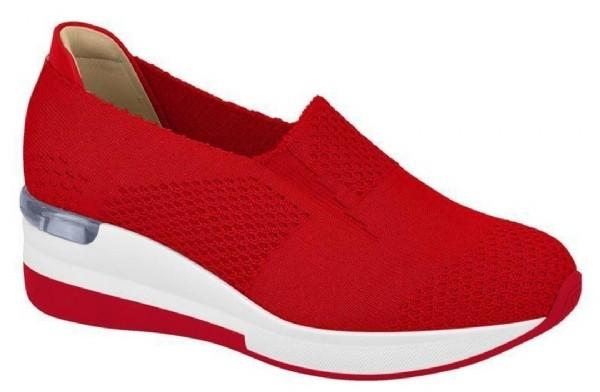 Tênis Vermelho Tecido Modare Ultraconforto 7336105