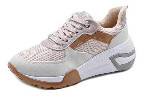 Tênis Vizzano Sneaker Feminino Rosê 135510