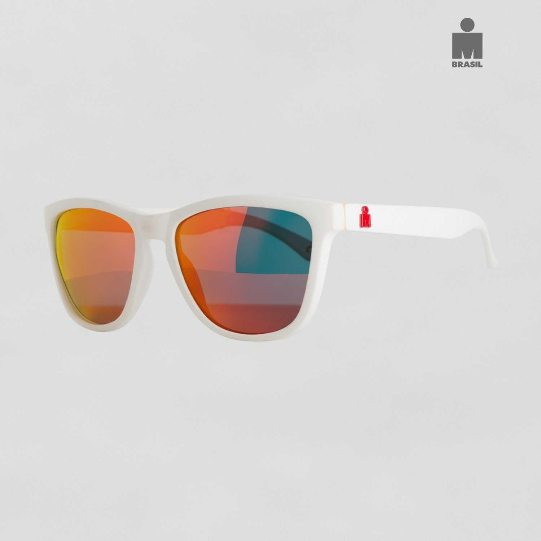Óculos Branco - IRONMAN BR