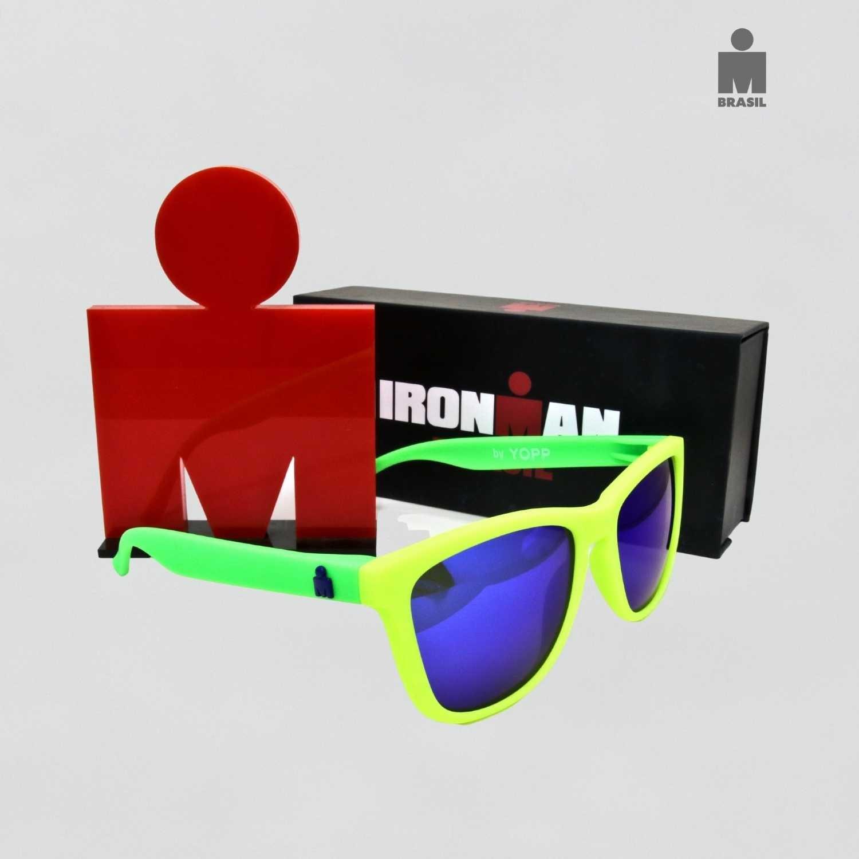 Óculos Verde - IRONMAN BR