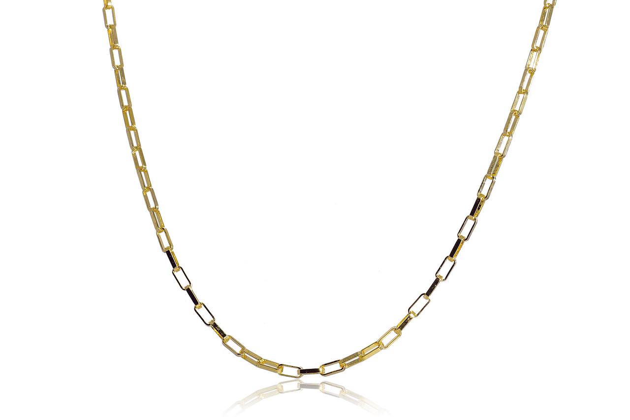 Corrente Cartier Grossa Folheado em Ouro 18k