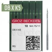 AGULHA BORDADEIRA DBXK5 75 FFG 10UN (783652)