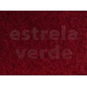 CARPETE VERMELHO C/ RESINA (210) 2,00 LARG