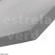 ESPUMA D33 10CM GRAFITE1,90 LARG