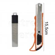 ESTILETE PROF. C/TRAVA PLASTICA E C/REFIL UT.553