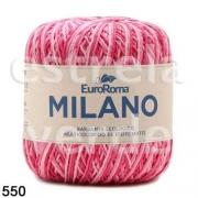 NOVELO N6  PINK 550 MULTICOLORIDO N6 200GR 226M