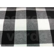 OXFORD XADREZ 003/999 PRETO GRANDE 1,50 LARG