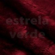 PELUCIA FIO CURTO MARSALA GRANATE 073 12MM 1,60