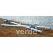 RETRATIL TUBO CANHAO 7/8 850MM       CX06PARES
