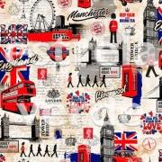 REVESTIR ENGLAND LONDON DESCONTINUADO