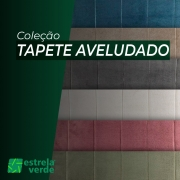 TAPETE AVELUDADO 40X60 TAP-BA08