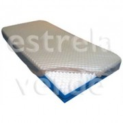 TECIDO PVC HOSPITALAR P/ LENCOL PELE 8MM X1,60LARG