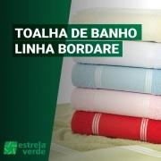TOALHA DE BANHO BORDARE 0,70X1,35