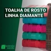 TOALHA DE ROSTO DIAMANTE 0,50X0,80