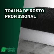 TOALHA DE ROSTO PROFISSIONAL 0,45X0,80
