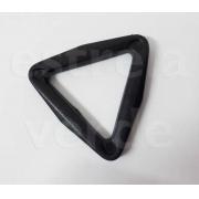 TRIANGULO PVC 25 P/ BOLSA 10UN