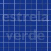 VERNIZ XADREZ AZUL/BCO COM FELTRO 0,95 DESCONTINUA
