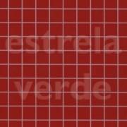 VERNIZ XADREZ VERMELHO/BCO COM FELTRO 0,95 DESCONT