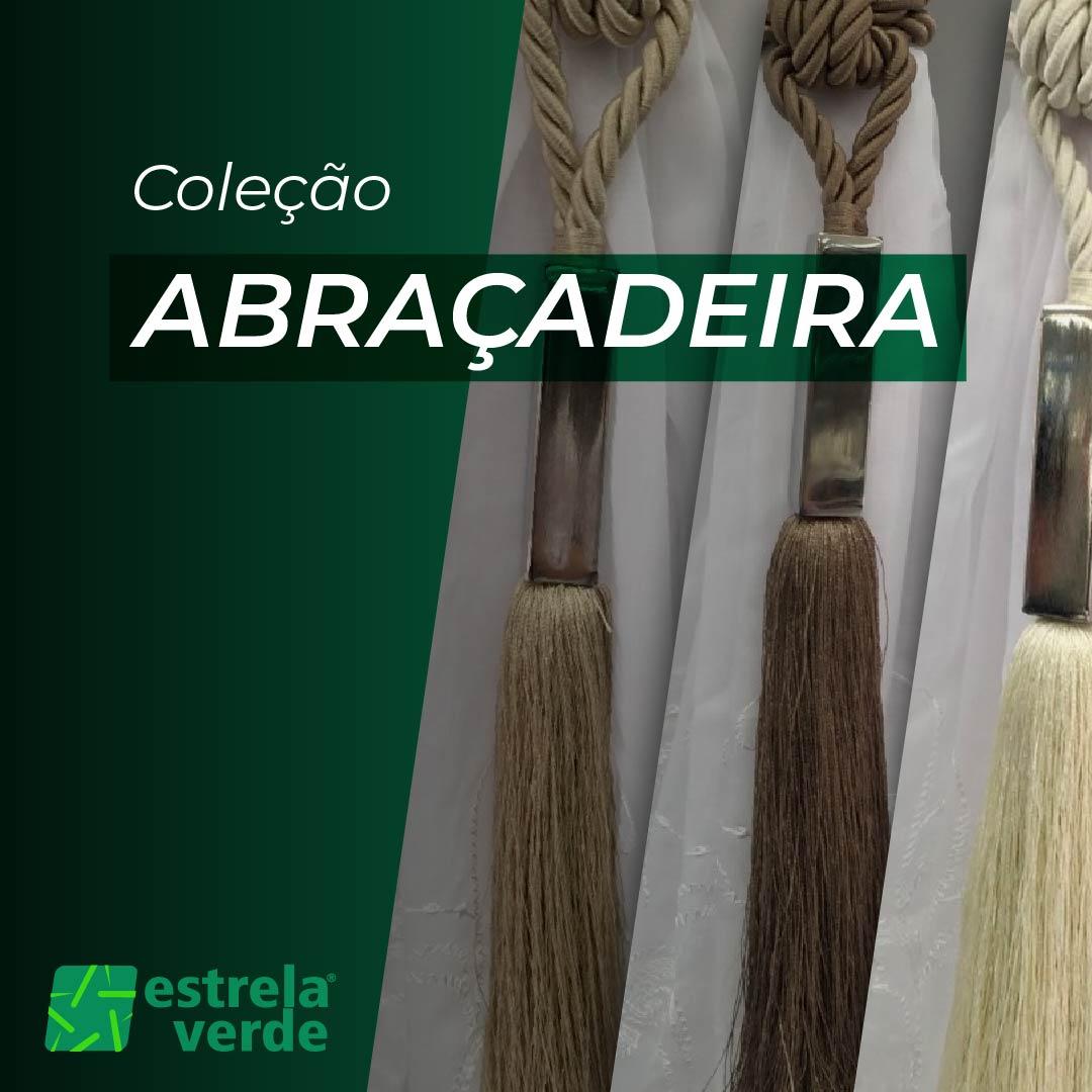 ABRACADEIRA CUBO  - Estrela Verde