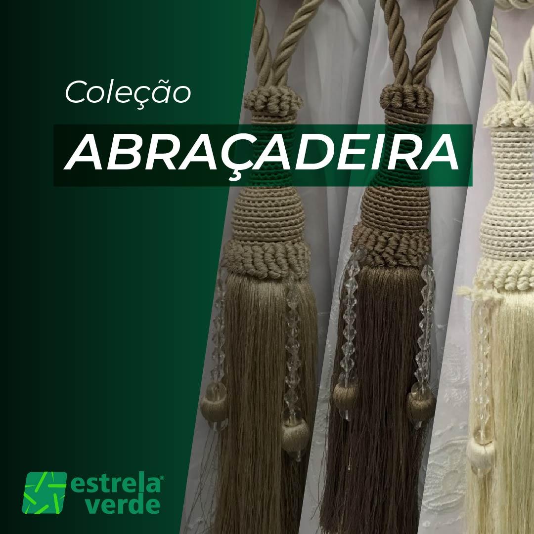 ABRACADEIRA PEDRITA  - Estrela Verde