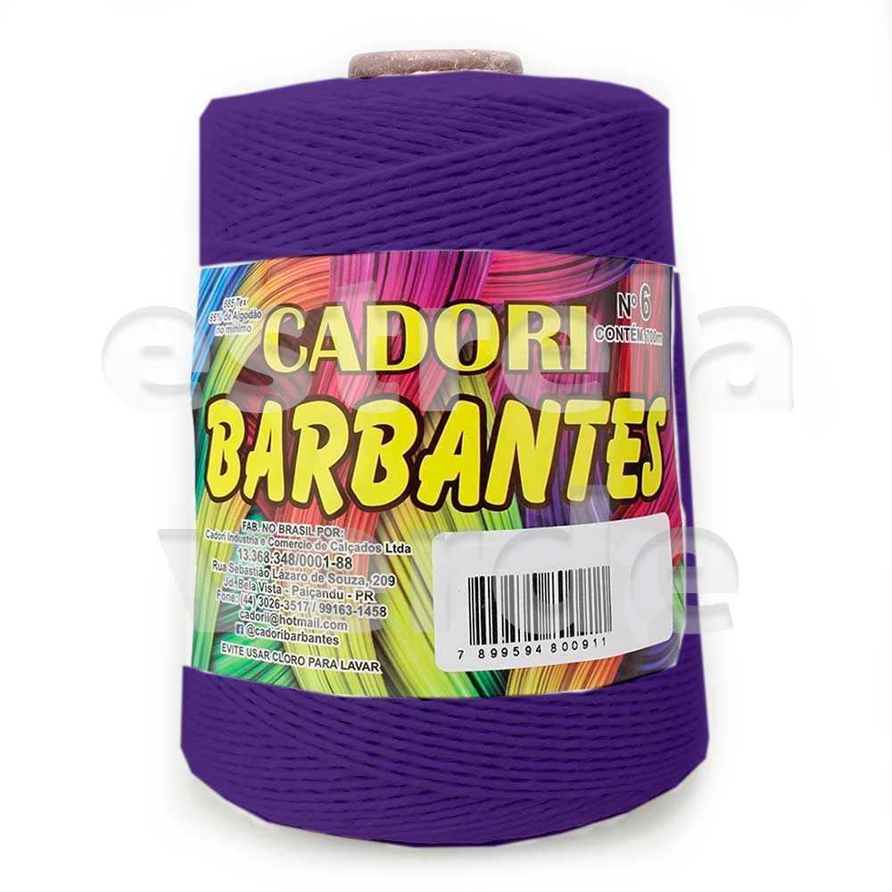 BARBANTE N6 700GR/700M  - Estrela Verde