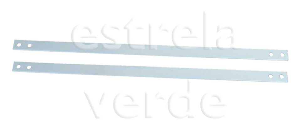 BARRA REFORCO 3/4X1/8 500MM CX25PARES  - Estrela Verde